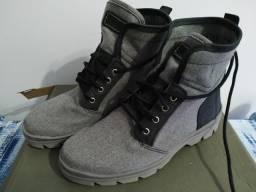 Bota Timberland City Blazer Fabric And Leather - Tam 39