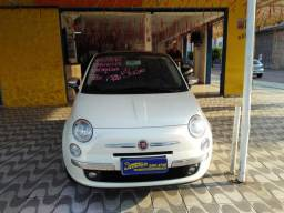 FIAT 500 LOUNGE AIR 1.4 (GAS) IMP AUT 2P 2012 - 2012