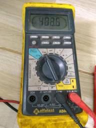 Multimetro automotivo profissional alfast adm1100