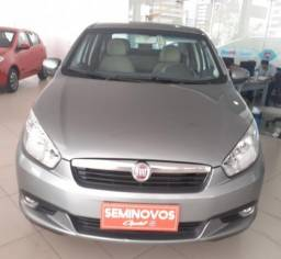 FIAT GRAND SIENA 1.6 MPI ESSENCE 16V FLEX 4P MANUAL. - 2014