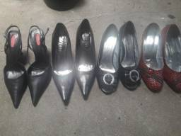 Sapatos número 36