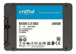 SSD 240GB Crucial BX500