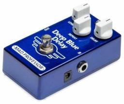 Pedal Deep Blue Dalay Mad Professor (clone) + Brinde!