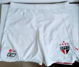 Short do São Paulo FC Original 2009 76ad9f3ff7e23