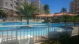 Apartamento 2/4 com ar, wi-fi e piscina. À 4 km da orla de Atalaia Aracaju