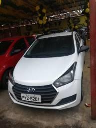 Hyundai Hb20 completo + gnv sem entrada - 2017