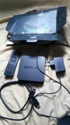 Tv BOX / MXQ 4K