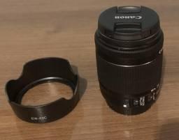 Lente Canon 18 - 55
