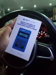 Maquina de cartão mercado pago
