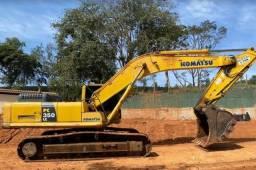 Escavadeira PC350 linda