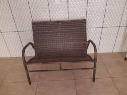 Vendo Cadeira namoradeira em fibra