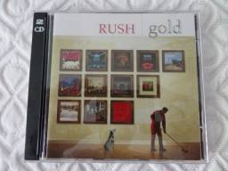 Cd Rush - Gold (Importado duplo)