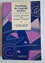 Psychology for Language Teachers (Williams & Burden)