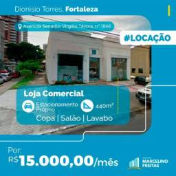 Loja Comercial 440m2 Dionisio Torres Estacionamento Próprio Copa Salão Lavabo