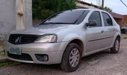 Renault logan 09/10 gnv 5 - 2010
