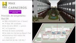 PC5  Apartamento 1, 2, 3 Quartos. Praia dos Carneiros. Lançamento agora em Novembro!