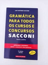 Gramática para concursos de bolso