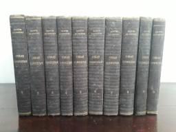 Obras Completas de Dante Alighieri - 10 Volumes raros
