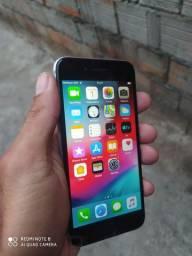 iPhone 6 64gb sem biometria botão home ok