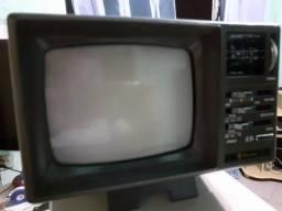 TV 5 polegadas anos 90 raridade