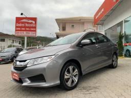 Honda City 1.5 LX (Flex) Automático (CVT) Completo 2015