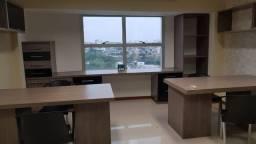 Ótima sala Skye Platinum Offices mobiliada à venda