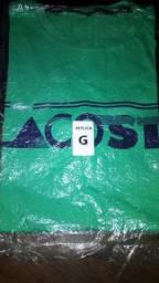 Camisas g e GG