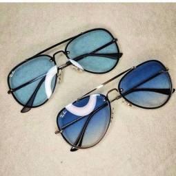 Óculos unissex diversas marcas e modelos