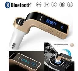 Transmissor Veicular Com Bluetooth Carg7 Carro Mp3 Usb Sdv - Imperium Informatica