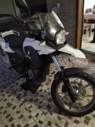 Moto bmw gs 650 2012