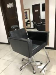 Cadeira Hidráulica e Reclinável kixiki
