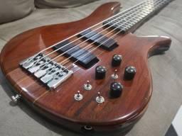 Baixo luthier luhiz jequié máquina!!!