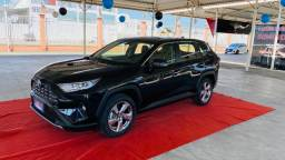 Toyota Rav 4 S Hybrid 2.5 Automático Único Dono Impecável