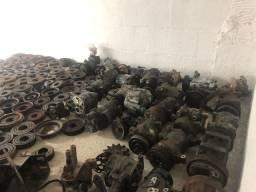 Compressores e polias 1