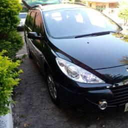 Vendo Peugeot 307sw allure automatico com teto panoramico 20 mil
