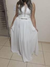 Vestido 2 em 1 para casamento