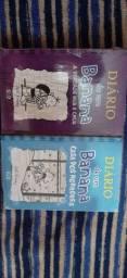 Livros Diario de um Banana ediçao 5 e 6