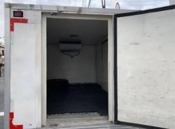 Hyundai hr 2.5 rs com baú refrigerado