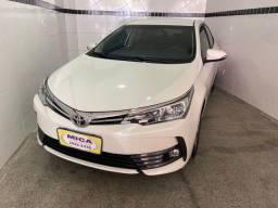 Corolla 2019, xei 2.0, automático, único dono, apenas 20 mil km. novíssimo!!!