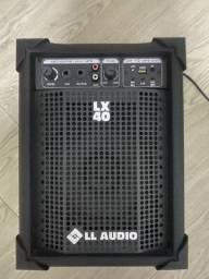 LX 40 amplificador