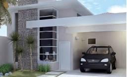 Casa Geminada na Planta - Facilito entrada - Aceito Veiculos - Fgts.