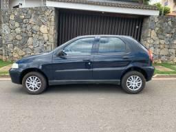 Fiat Palio 1.0 ano 2004 4 portas bem conservado - troco por moto financio 48x