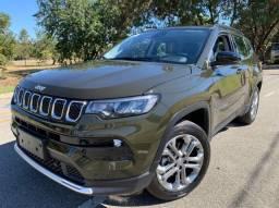 Jeep Compass Longitude 2021/2022