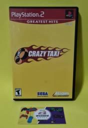Crazy Taxi - PS2