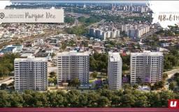 Jardim das Cerejeiras / Apt; 2 qts / 48 m2 no Parque 10  !