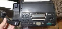 Telefone E Fax Panasonic Kx-ft71