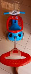Triciclo de Bebê Da Calesita
