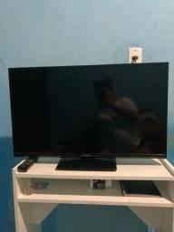 TV com tela queimada
