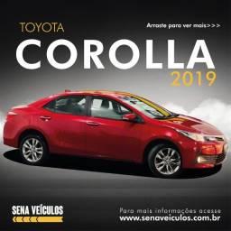 Toyota Corolla Xei 2.0 AUT 2019