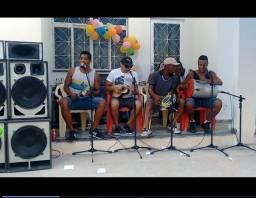 Leve roda de samba para seu aniversario